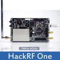 HackRF One 1MHz à 6GHz logiciel défini carte de développement de plate-forme Radio RTL SDR kit de carte de démonstration dongle récepteur jambon Radio