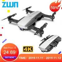 Z1 Wifi FPV Mini Drone avec caméra 1080P 4K HD flux optique positionnement contrôle gestuel quadrirotor Rc Vs sg106 Visuo xs816 Dron