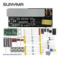 SUNYIMA 2000W a modifié l'onde sinusoïdale aux Kits de bricolage de conseil d'inverseur d'onde sinusoïdale Pure avec des dissipateurs de chaleur DC380V/AC16V à AC220V