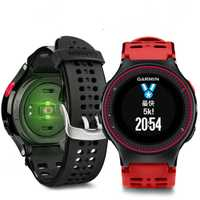 Garmin Forerunner 225 GPS surveillance de la fréquence cardiaque vitesse piste course Marathon montre intelligente