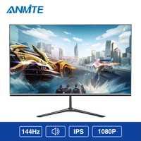 Anmite 24 pouces IPS 144HZ FHD 1920*1080 mince Ps4 LCD ordinateur jeu moniteur athlète poulet Ips écran