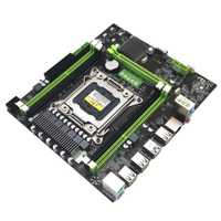 X79 E5 ordinateur de bureau carte mère LGA 2011Pin 4 canaux RECC Gaming carte mère CPU plate-forme Support i7 Xeon pour Intel H61 P67