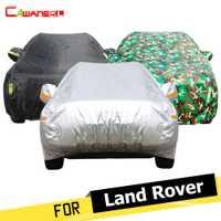 Cawanerl bâche de voiture complète SUV soleil neige pluie protection couverture pour Land Rover découverte Range Rover Evoque Freelander