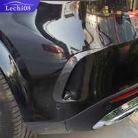 Garniture de cadre pour 2020 Mercedes GLE W167 Mercedes W167 350 450 500e amg accessoires de décoration extérieure
