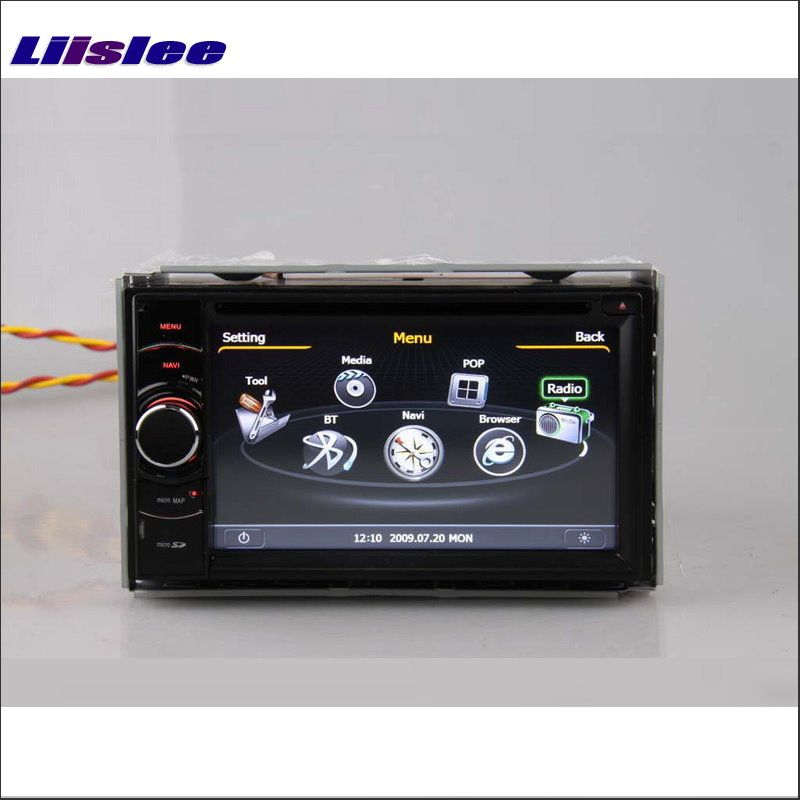 MNJ US $288.75 Liislee For Peugeot 607 1999~2008 Car Radio DVD Player GPS Nav Navi Navigation Advanced Wince & Android 2 in 1 S160 System