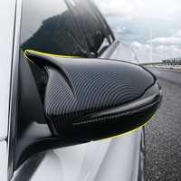 Rétroviseur pour Mercedes w213 amg Mercedes w205 amg/glc x253 coupé amg mercedes classe c accessoires w205 garniture intérieure/carbone