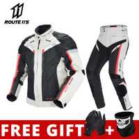 Fantôme course moto rcycle veste équipement de protection moto rbike équitation moto veste imperméable coupe-vent moto vêtements moto rcycle costumes