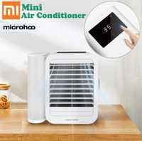 Le plus nouveau Xiaomi Microhoo 3 en 1 Mini climatiseur ventilateur de refroidissement par eau écran tactile synchronisation Artic refroidisseur humidificateur ventilateur sans lame