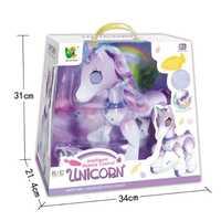 Jouet électrique intelligent cheval Unicor pour enfants télécommande enfants nouveau Robot tactile Induction électronique Pet jouets éducatifs