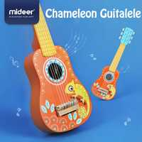 MiDeer guitare bois enfants musique guitare Ukelele tilleul 6 cordes Guitarra éducatif Musical Concert Instrument jouet enfants cadeau