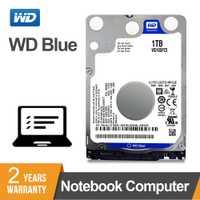 WD Western Digital AZUL 1TB hdd 2,5 SATA WD10SPZX disco duro portátil interno Sabit disco duro HD interno cuaderno de disco duro