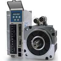 130mm JMC 1500W 1.5KW Multi-giro absoluto Servo 23Bits Encoder 220V AC, 1500 rpm, 2000RPM, 3000rpm, 5000RPM Kits de controlador de Motor