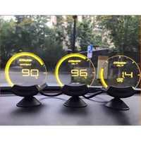 Jauge de verre transparente Greddi Sirius Boost Turbo température de l'eau température de l'huile pression d'huile compteur de voiture accessoires de voiture universels