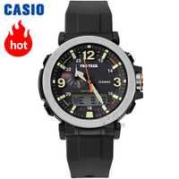 Casio montre g choc montre hommes haut de marque de luxe militaire montre numérique montre sédométrique montres de montagne imperméable sédomètre hommes horloge Luminous Diver Triple Sensor Digital compass Thermomètre
