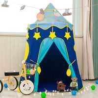 Tienda de campaña portátil plegable para niños y niñas, tienda plegable para niños, castillo, casa, niños, regalos, tiendas de juguetes al aire libre