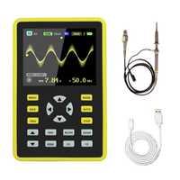 5012H 2.4 pouces LCD écran d'affichage Portable Portable numérique Mini Oscilloscope avec 100MHz de largeur de bande et 500 MS/s taux d'échantillonnage