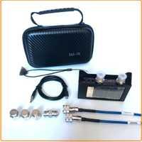 Nouvelle marque 4 pouces affichage SAA-2N NanoVNA V2 3GHz 2.2 version 3000mAh batterie vecteur réseau analyseur HF VHF UHF antenne analyseur