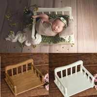 Nouveau-né accessoires pour la photographie bois lit nouveau-né posant bébé photographie accessoires Photo Studio berceau accessoires pour Photo Shoot posant canapé