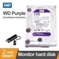 Western Digital WD vigilancia púrpura 4TB HDD interno SATA 6,0 Gb/s 3,5