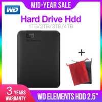 Western Digital WD elementos 2,5