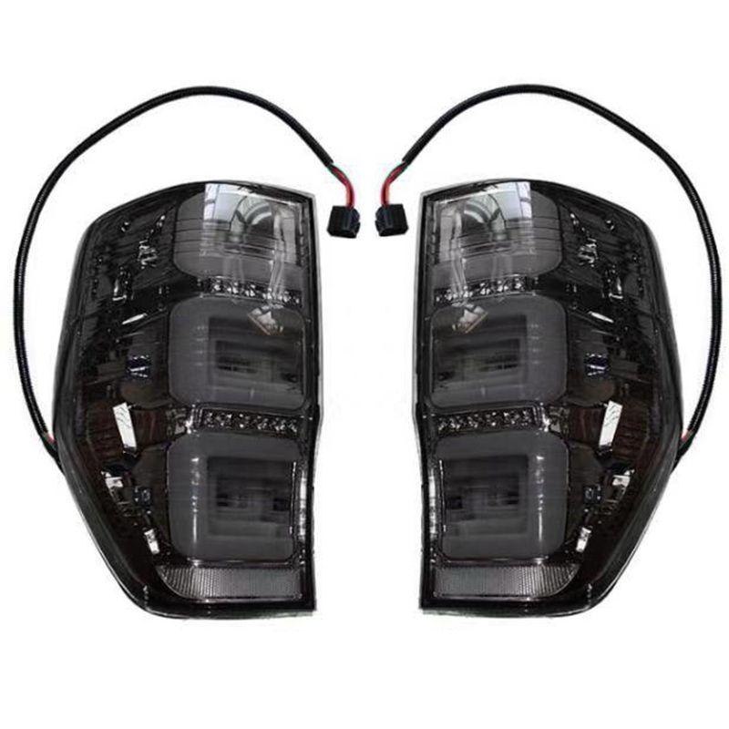 UVH US $204.15 Car Styling Taillights for Ford Ranger 2.2 Ranger 3.2 2015 - 2018 Led Tail Lights Fog Lamp Rear Lamp DRL Brake Signal Light