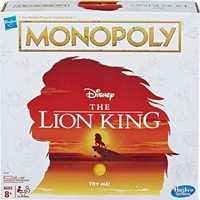 Hasbro jeu monopole le roi Lion Edition famille jeu de société jeux et Puzzles monopole jeux de stratégie jouets