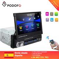 Podofo 1Din voiture Audio 7
