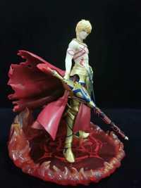 FGO destino prototipo Gilgamesh Archer criado 26CM PVC MODELO DE figura de acción juguetes de la muñeca
