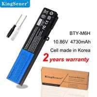 KingSener Corée Portable BTY-M6H Batterie Pour MSI GE62 GE72 GP62 GP72 GL62 GL72 GP62VR GP72VR PE60 PE70 MS-16J2 MS-16J3 MS-16GF