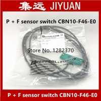 [SA] nouveau original authentique ventes spéciales P + F capteur commutateur CBN10-F46-E0 51977 Spot