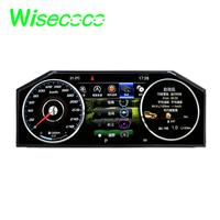 Wisecoco 12.3 pouces tableau de bord lcd panneaux Instrument affichage 1920x720 Original nouveau LA123WF5-SL01 haute luminosité 780 lentes
