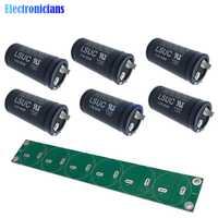 6 unids/set 2,8 V 600F 72*35mm Super condensador de faradio baja ESR de alta frecuencia