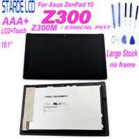 Pour Asus ZenPad 10 Z300M P00C Z300CNL P01T LCD écran tactile assemblée 10.1 ''pièces de rechange remplacement avec des outils gratuits