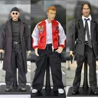 KUMIK 1:6 escala el Jean profesional Reno conjunto completo modelo de figura de acción juguetes para la colección