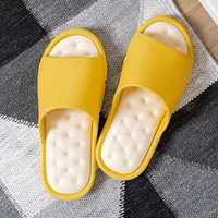 Femmes diapositives unisexe chaussures de plage plat 6 7.5 8.5 tongs pantoufles chaussons pour femmes Y6Y00131