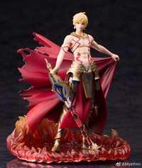Kit de modelismo de oro brillante Fate Gilgamesh, Kit de modelismo en caja, regalo de cumpleaños, pequeños adornos
