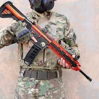 Jouets de plein Air enfants armes à feu M416 HK416 fusil Airsoft Air pistolets en plastique modèle Collection tirer eau balle pistolets jouet pour garçons