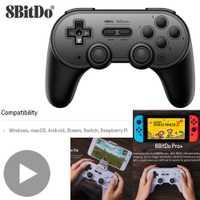 Manette de jeu 8bitdo manette pour Nintendo Switch téléphone portable iPhone Android PC manette de jeu Console de contrôle contrôleur Pubg