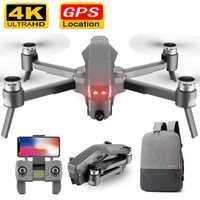 D4 Drone GPS quadrirotor HD 4K 1080P FPV 600M WIFI vidéo en direct 1.6KM contrôle distance vol 30 minutes drone avec caméra Dron jouet