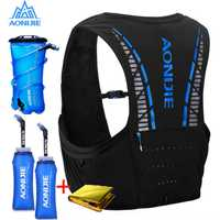 AONIJIE C933 5L sac d'hydratation sac à dos sac à dos gilet harnais vessie d'eau randonnée Camping course Marathon course escalade
