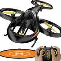 Syma officiel RC hélicoptère Drone quadrirotor avec piste d'atterrissage nouveau Design Dron Quadrocopter jouets pour garçons cadeau d'anniversaire