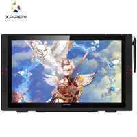 XP-Pen Artist 22R Pro moniteur graphique tablette de dessin moniteur numérique avec inclinaison avec touches de raccourci et support réglable