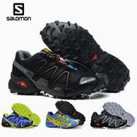 Salomon Speedcross 3 CS deporte hombres al aire libre zapatos transpirables Zapatillas Hombre Mujer Hombre cercado Zapatillas velocidad Cruz 3 EUR 40 -46