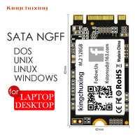 Kingchuxing SSD 2242 M.2 NGFF SATA 512 GB disco duro interno disco para computadora portátil de escritorio servidor ultrafino trabajo