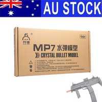 Zhenduo Bingfeng Mp7 3 Génération pistolet jouet Gel Boule Blaster Au stock