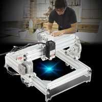 20X17 cm/2000/3000/5500 MW máquina de grabado láser máquina de DIY Kit de instrumento grabador de escritorio de madera router/cortadora/impresora