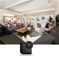 Mini cámara de Control Wifi visión nocturna Micro USB Video 1280 x videocámara de detección de movimiento MP4 HD 720 P