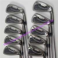 Los clubes de Golf 737 p golf hierro negro HONMA Tour mundo TW737p de hierro Grupo 4-10 w (9 piezas) no 3 #