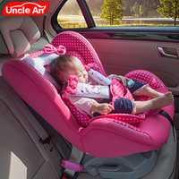 Asiento de seguridad para niños de 0-4 años de coche de bebé asiento 3c isofix