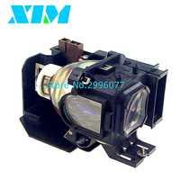 Tout Nouveau Pour NEC VT490 VT491 VT580 VT590 VT595 VT695 VT495 CANON LV-7250 LV-7260 VT85LP Remplacement Lampe De Projecteur avec Boîtier